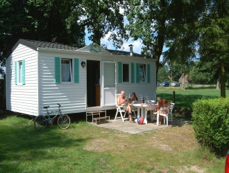 Holiday Chalet Comfort (4 persons)