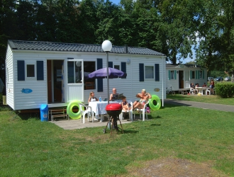 Holiday Chalet Comfort (6 persons)
